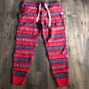 New men's Abercrombie and Fitch pajama pants